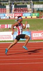 Bleu Perez will represent Guam at the 2019 IAAF World Championships in Doha, Qatar.