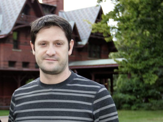 """Grant Wilson is the lead investigator on A&E series """"Ghost Hunters."""""""