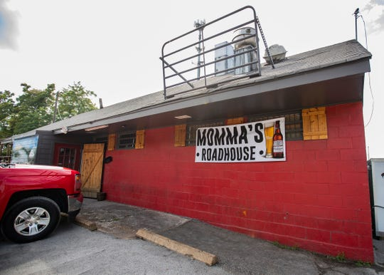 Momma's Roadhouse is a restaurant in Memphis at 855 Kentucky St. Memphis 38106.