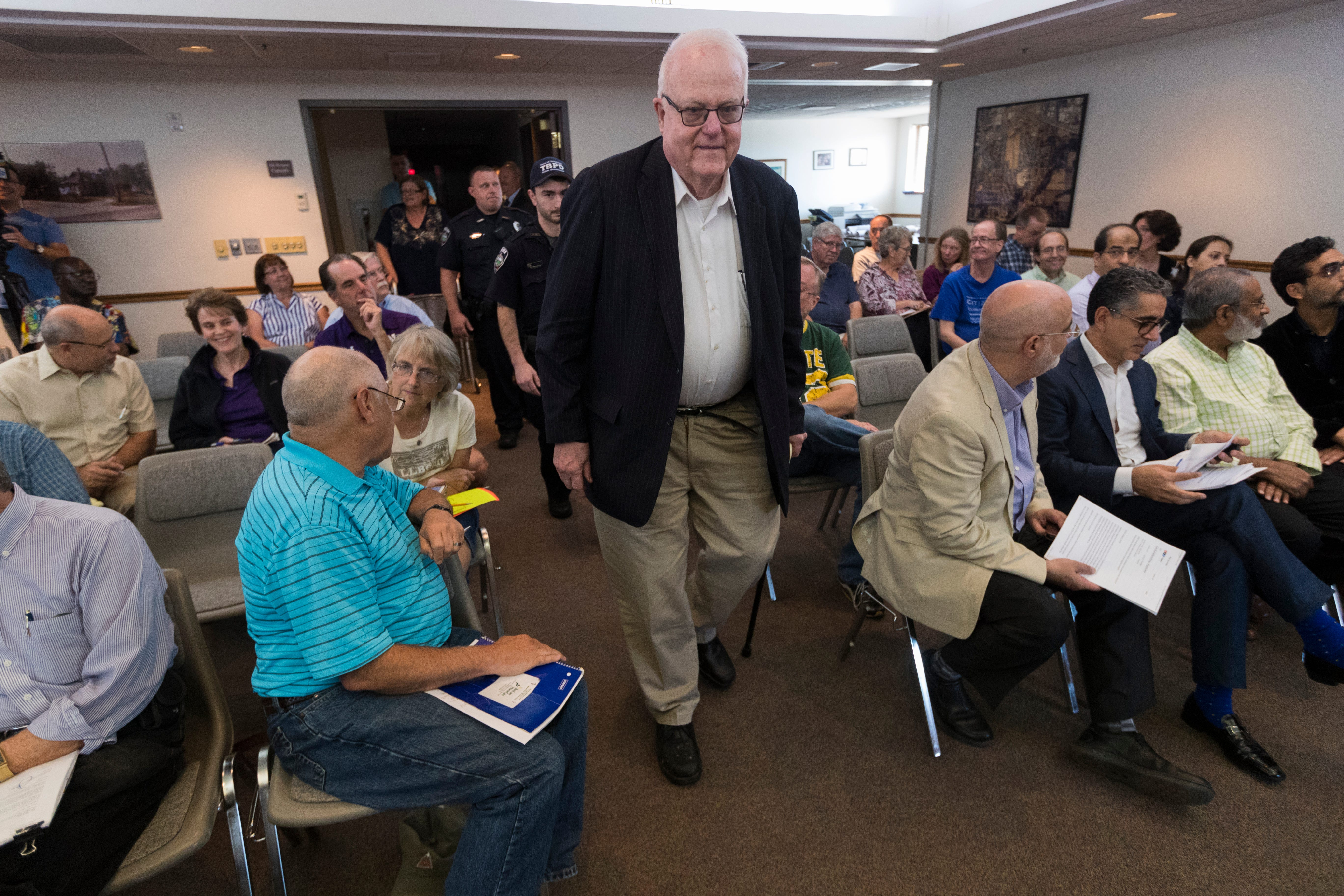 Shortly after announcing he was serving his last term, Rep. Jim Sensenbrenner, the  second longest-serving member of the House, hosted a listening session in Waukesha County, one of the highest performing Republican counties of its size in America.