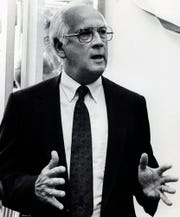 This 1974 photo shows former Congressman Jack Edwards