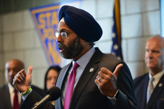 New Jersey Attorney General Grubir Grewal.