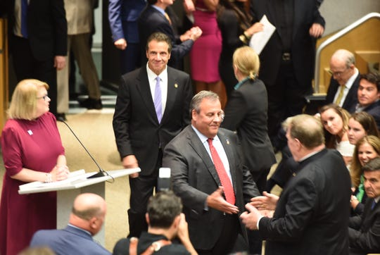 The Christie Institute for Public Policy (CIPP)  host its inaugural lecture series event  at Seton Hall University School of Law, featuring a conversation between former New Jersey Governor Chris Christie and New York Governor Andrew Cuomo.