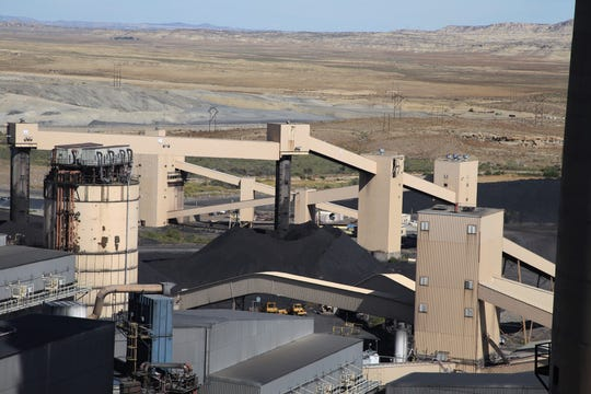 Coal is delivered from the San Juan Mine to the San Juan Generating Station through a coal supply contract that ends on June 30, 2022.