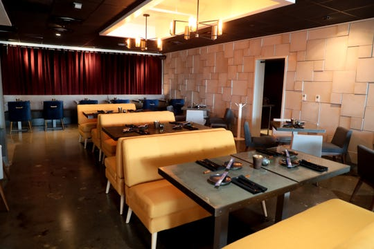 Roly China Fusion opens in uptown Palm Springs, Calif. on October 1, 2019.