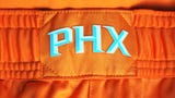 Like orange? Then the Phoenix Suns' new Orange Statement Edition uniform is probably for you.