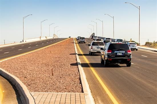 Relief may be coming to drivers who use State Route 347 in Maricopa.