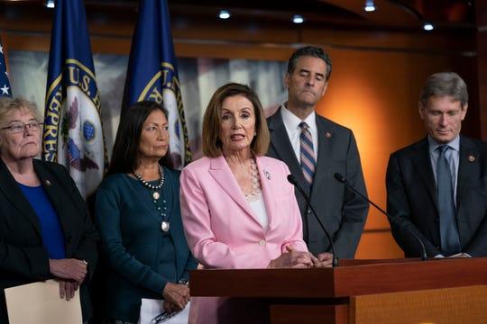 La Cámara de Representantes volverá a votar sobre el muro de Trump.