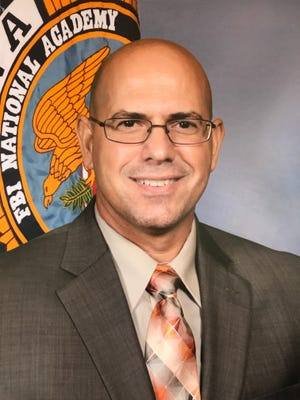 Town of Poughkeepsie Police Chief Kevin P. Faber.