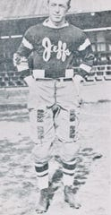 Leo Lyons of the Rochester Jeffersons in 1916.