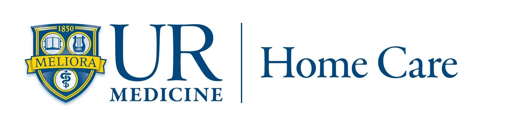 UR Medicine Home Care Logo