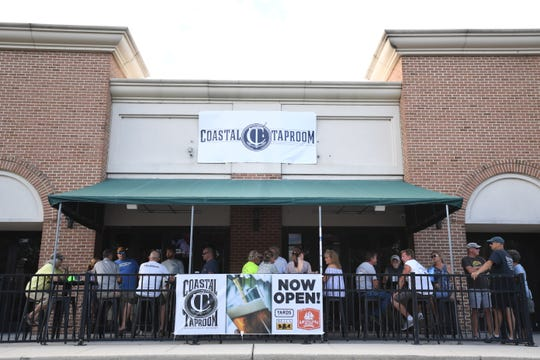 After the Grey Hare retired earlier this summer, Coastal Taproom on Route 24 in Rehoboth Beach opened Sept. 26.