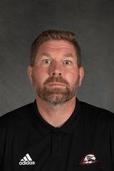 SUU interim soccer coach Jonas Tanzer.
