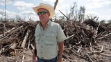 Mack Glass, a farmer in Marianna, lost thousands of trees during Hurricane Michael in Oct. 2018.