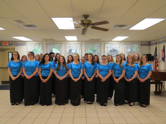 The Lighthouse Children's Home has a gospel music program, with weekly performances at churches across the Panhandle.