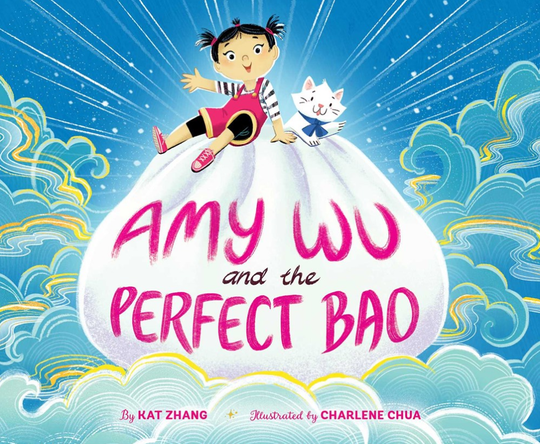 Amy Wu and the Perfect Bar
