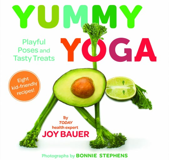 Yummy Yoga: Playful Poses and Tasty Treats