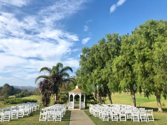 John Zaruka's wedding company, Wedgewood Weddings, operates at Sterling Hills and over 30 other locations. Zaruka started the business in Ventura in 1986.