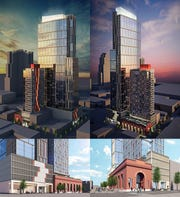 The development at 11 Lawton St. in New Rochelle is the tallest development approved in the city.