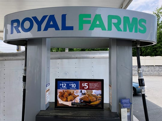A Royal Farms is coming to Elkton Road on the outskirts of Newark in 2020.