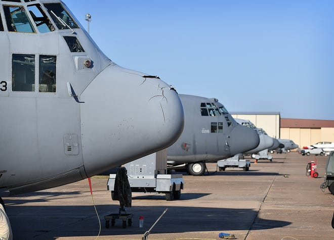 Sheppard Air Force Base reported Thursday that an airman in training is in isolation pending results of a COVID-19 test.