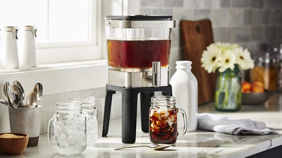 Get $50 off this luxe cold brew coffee maker.