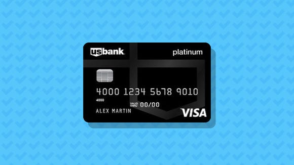 US Bank Visa Platinum