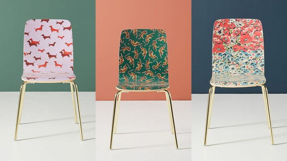 This chair is playful and fun.
