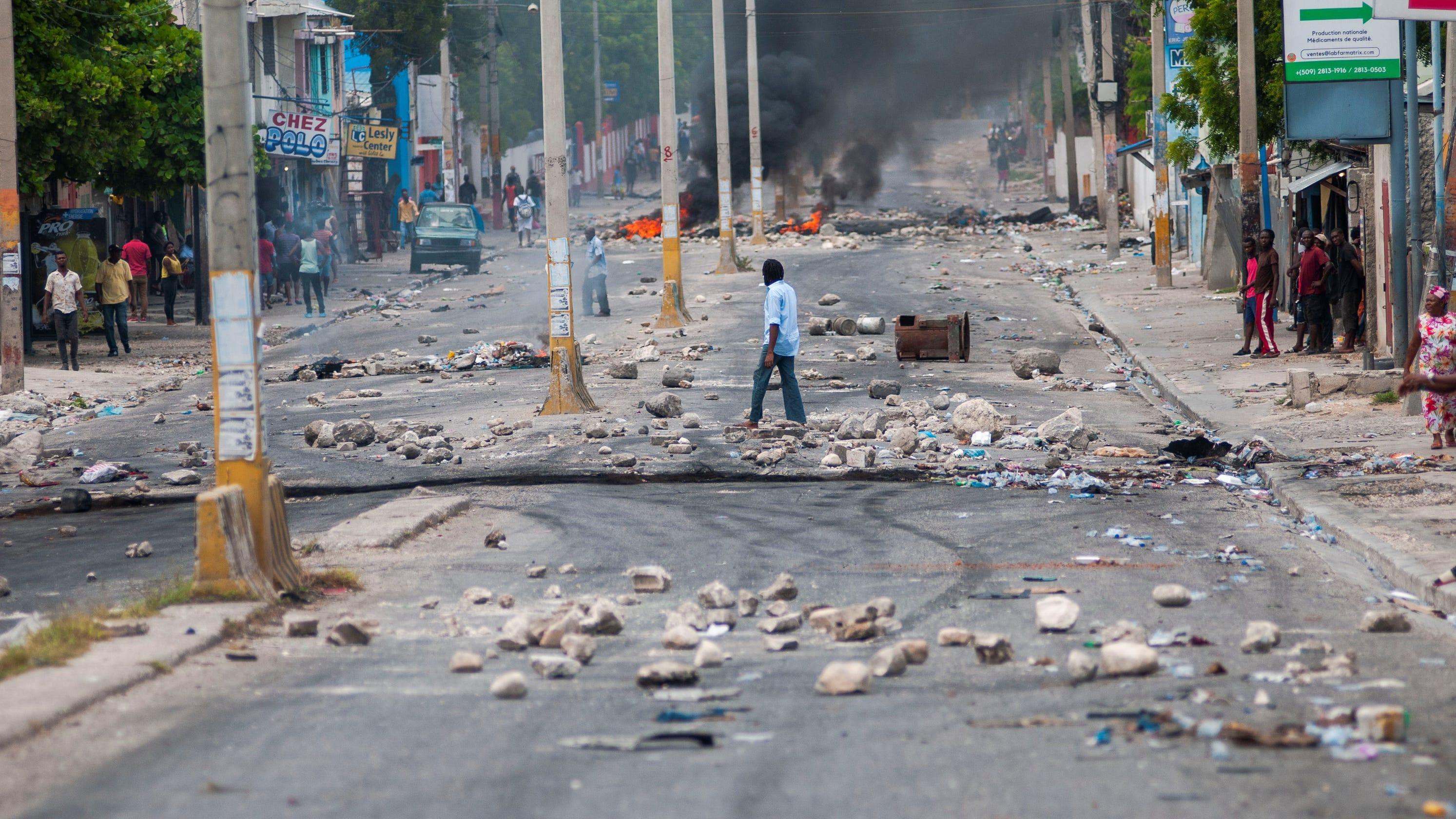 Haiti- The world is closing its eyes to the humanitarian calamity