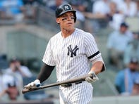 New York Yankees star Aaron judge has top-selling baseball jersey for third consecutive year