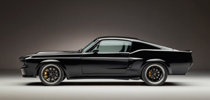 How Fast Can A 1964 Mustang Go From 0 To 60