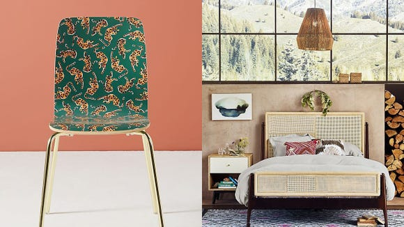 Love Anthropologie? Furnish your apartment with some of their most popular products during this sale.