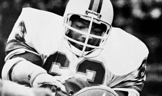 Tampa Bay Buccaneer Lee Roy Selmon played in six Pro Bowls and was inducted into the Hall of Fame in 1995.