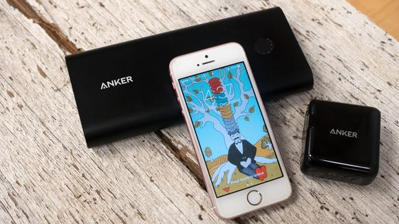 With a powerful backup battery, you'll never need low power mode again.