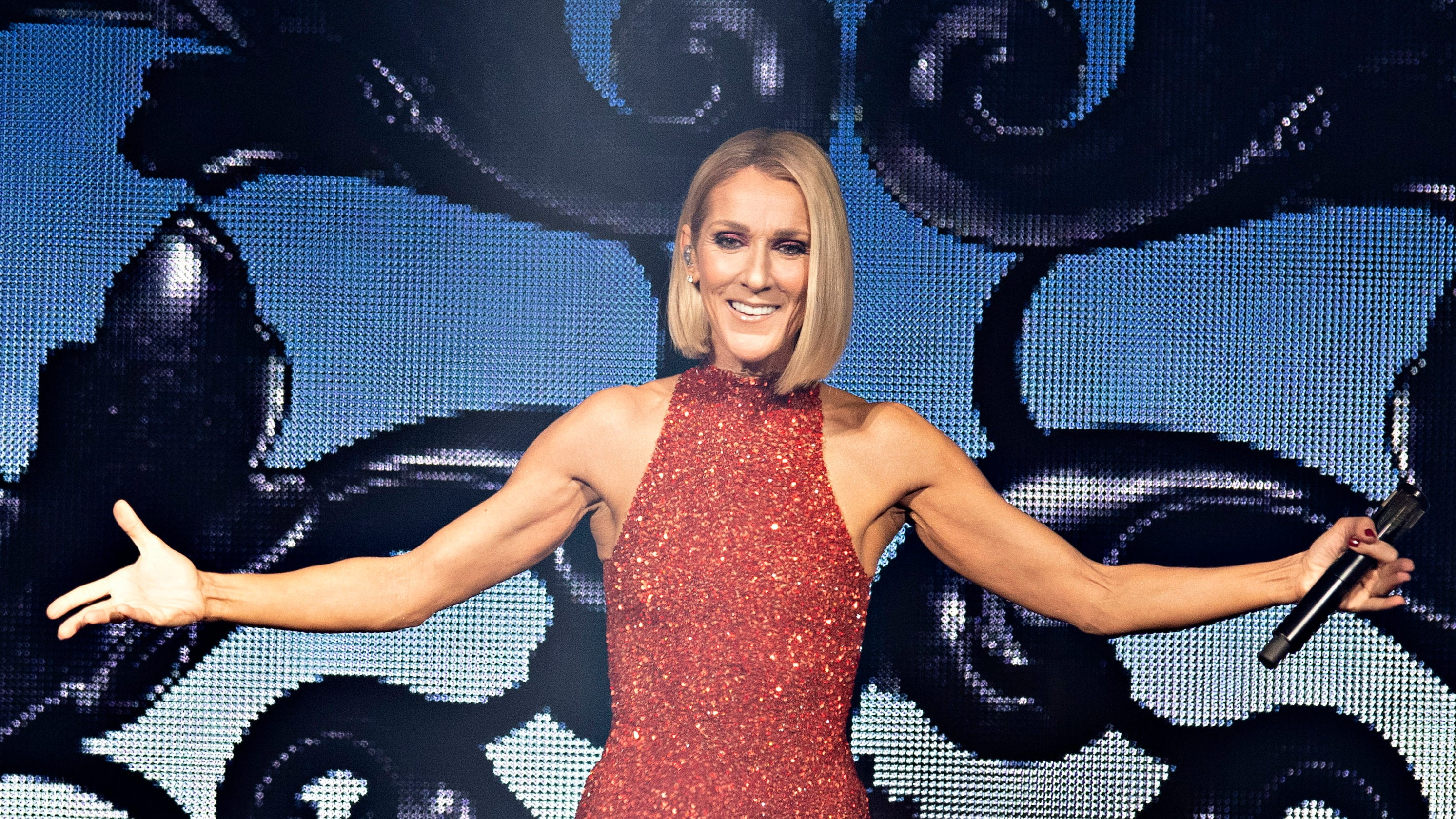 Céline Dion hits back at body-shamers who say she's too thin: 'You can't please everybody'
