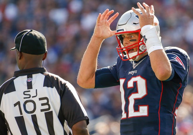 Tom Brady and the Patriots are headed to Buffalo to face the unbeaten Bills in Week 4.