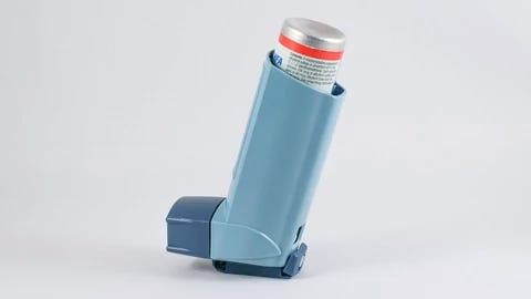 How did we find ourselves arguing about inhalers this week rather than the impacts of the pharmaceutical industry and the causes of widespread asthma and respiratory illness?