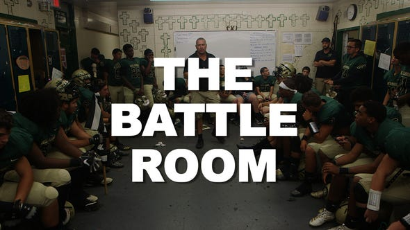 Can an emotional pre-game speech help propel coach Walt Currie's team to victory?