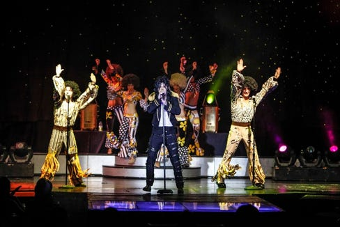 "The Michael Jackson tribute show ""I Am King opens a four-night run Oct. 9 at the Suquamish Clearwater Casino Resort."