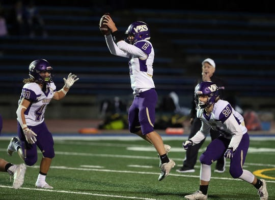 North Kitsap's football team is schedule to travel to Alaska for a Week 1 game during the 2020 high school season.