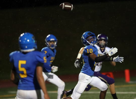Bremerton's football team hosts North Mason in Week 5. The Knights are coming off a 35-27 loss against North Kitsap.