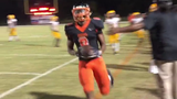 The Cocoa Tigers thrilled their home crowd with Friday's 27-20 victory over the Raiders of Glades Central