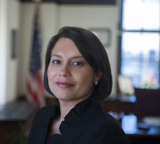 Carmen Rodriguez, Camden County Freeholder