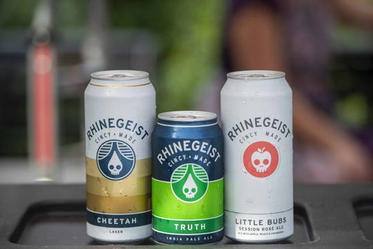 Rhingeist Brewery, Fifty West Brewing Company recognized by beer publication