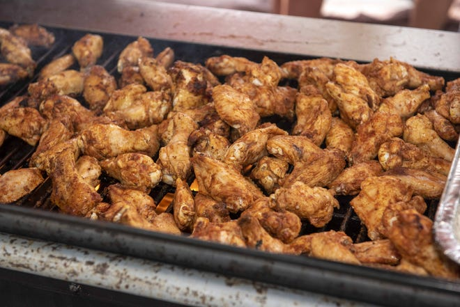 Grab your wipes and just wing it, Cincinnati has a week made just for chicken lovers.
