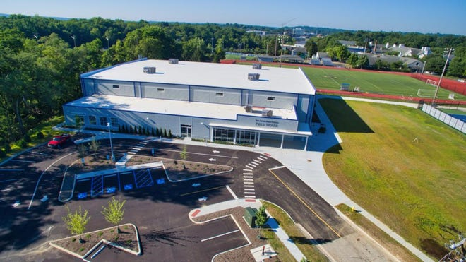 The Seven Hills School has opened a new, four-court field house at its Hillsdale Campus in Madisonville.
