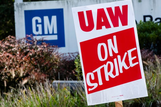 The UAW strike on General Motors is already the longest since the 1970s.