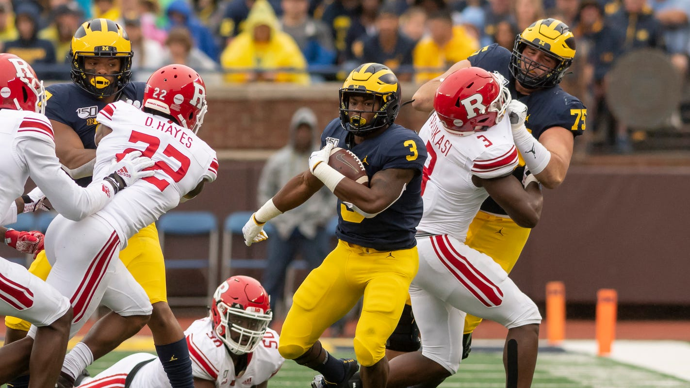 'We had something to prove': Re-energized Wolverines regain confidence