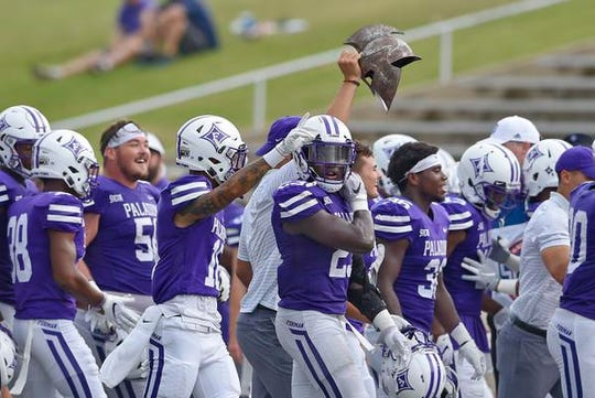 The Furman University football team is ranked No. 8 in this week's AFCA FCS Coaches Poll