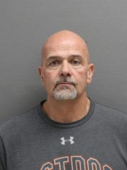 Timothy Joseph Roberts, 57, arrested on 9/18/19.